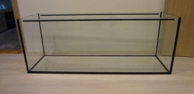 Akvárium 130x40x50cm tl.10mm