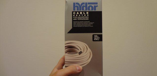Topný kabel Hydor