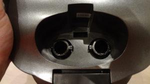 Tetra EX1200 detail hlavy filtru